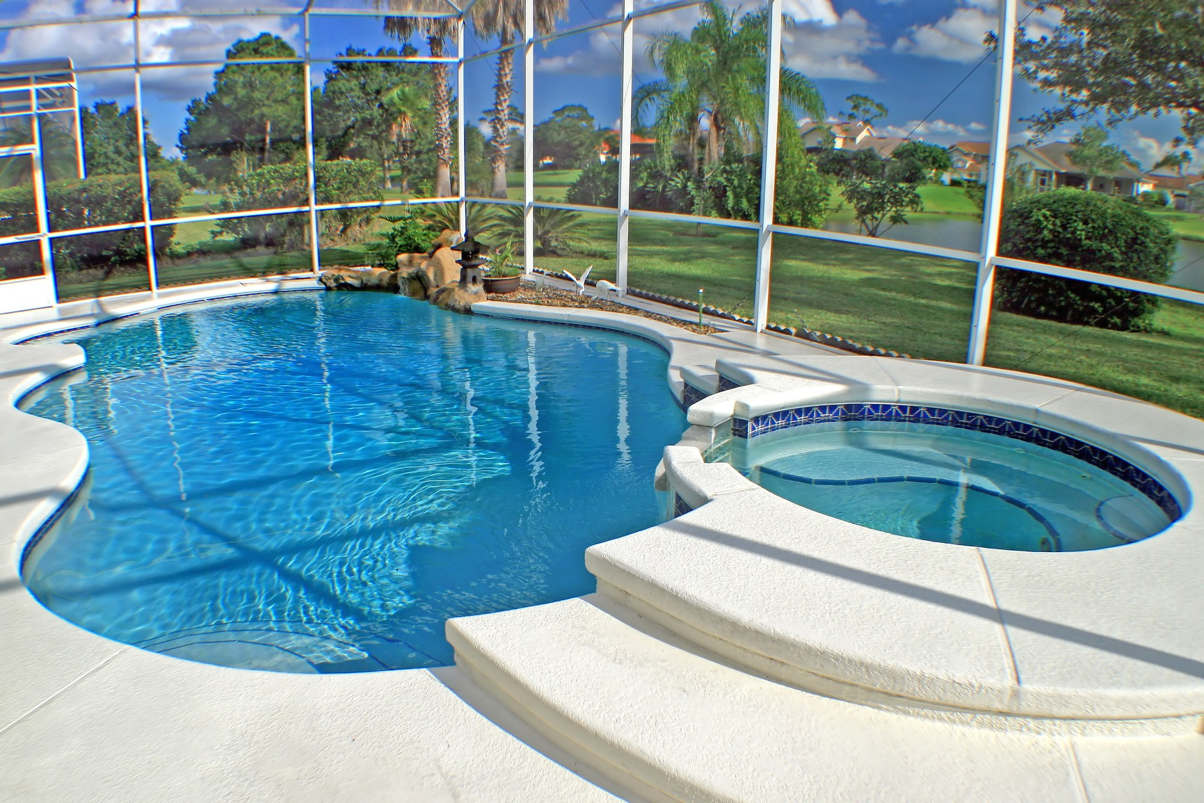 Welcome to aquarius pools aquarius pools for Icf pool construction